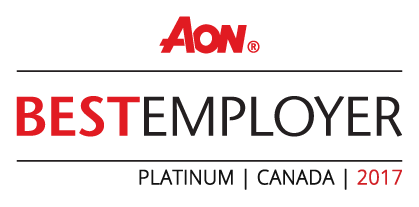 AON Best Employer 2017