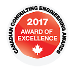 Canadian Consulting Engineerine Awards - 2017 AWARD OR EXCELLENCE