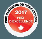 Prix canadiens du génie-conseil - 2017 PRIX D'EXCELLENCE